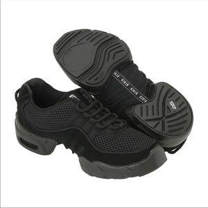 Bloch boost DRT split sole dance sneaker